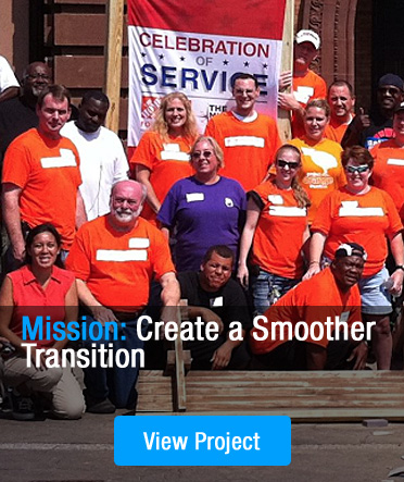 Mission: Create a Smoother Transition