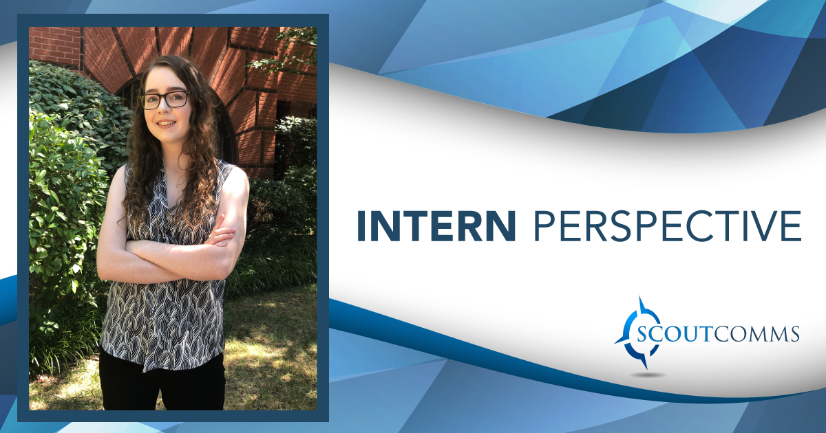 I'm no stranger to remote work. Between online classes and extracurriculars, as well as requirements for past jobs, I was fortunate enough to enter my internship with ScoutComms last fall…